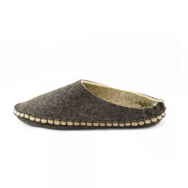 Slippers Brown/Natural